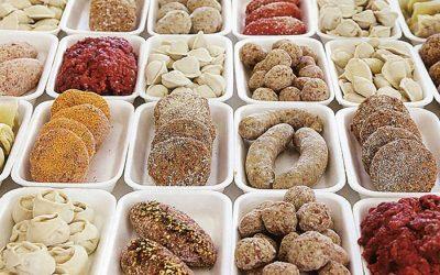 Колбаски маленькие Балканские